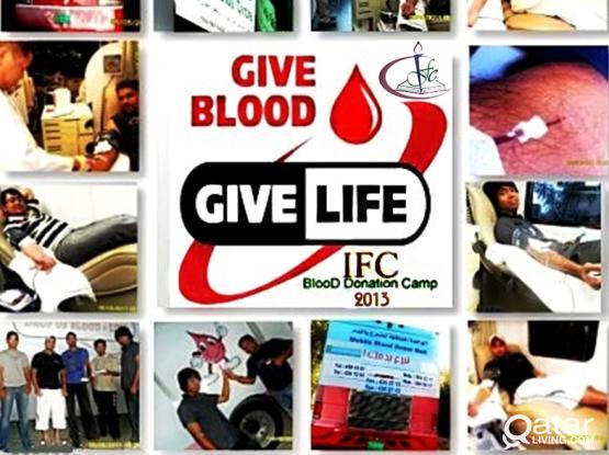 IFC ANNOUNCES BLOOD DONATION CAMPAIGN