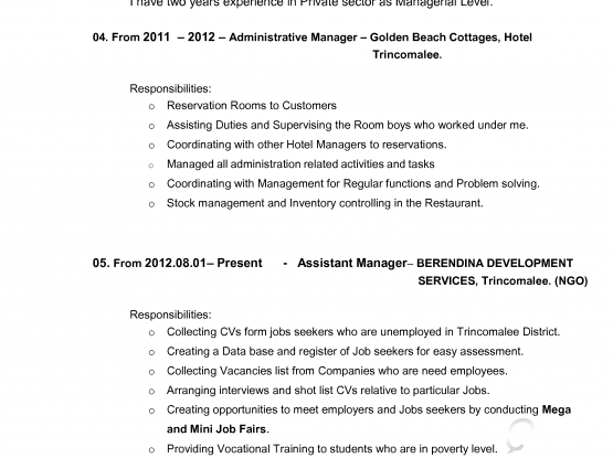 Looking for a Admin Job | Qatar Living