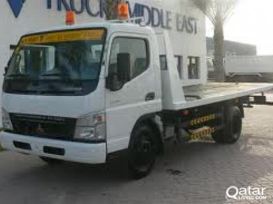 BRAKE DOWN (RECOVERY TRUCK)FOR RENT