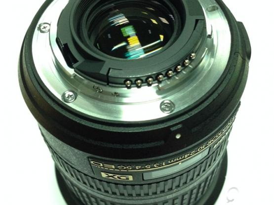 Excellent condition Nikon Wide Angle Lens 10-24mm f/3.5-4.5 G, ED for sale.