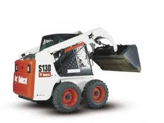 BOBCAT ((SKID LOADER))FOR RENT