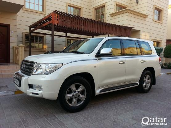 Land Cruiser VXR 2011 5.7 - UNDER WARRANTY