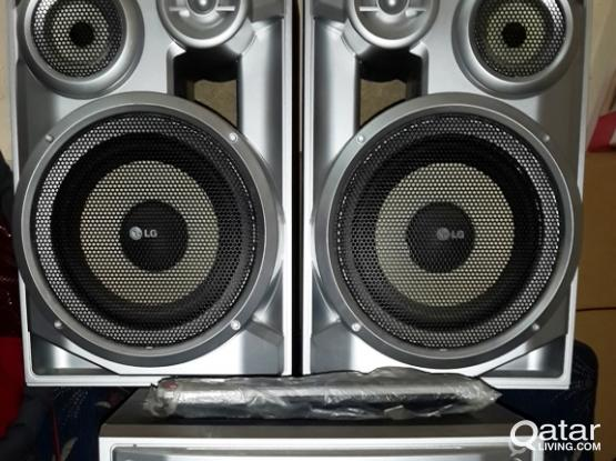 Gym Item & HiFi Music System | Qatar Living
