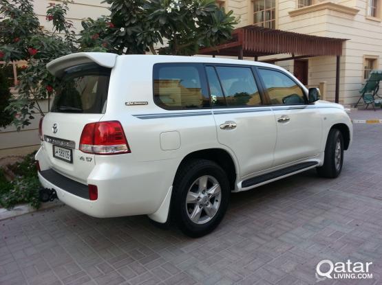 Land Cruiser VXR 2011 5.7 - Full Options