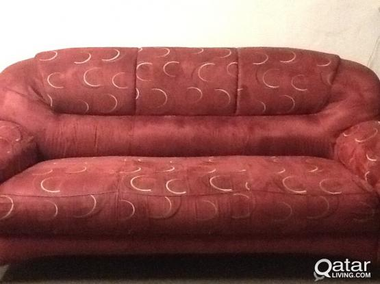 7 SEATER SOFA SET FOR SALE !!!