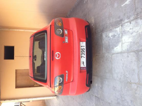 Mazda 3 2006 model filipino owner urgent sale