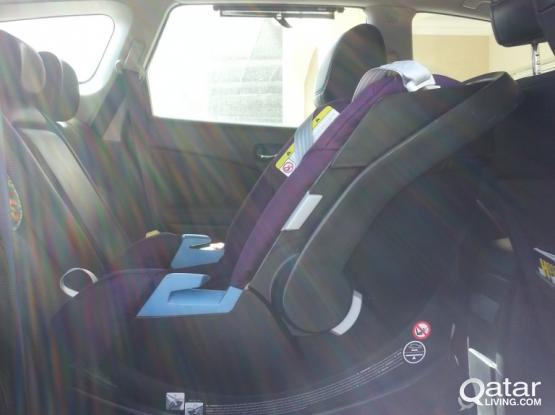 Mamas & Papas ATON CAR SEAR  +++ ISOFIX BASE Cybex - in excellent condition
