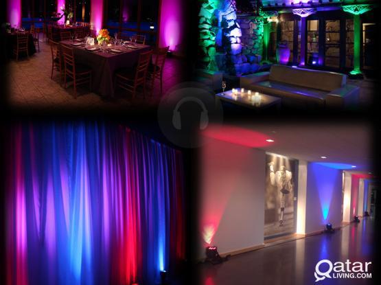 Qatar DJ لحفلات الدي جي والمناسبات الخاصة