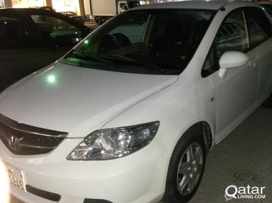 Honda city for quick sale