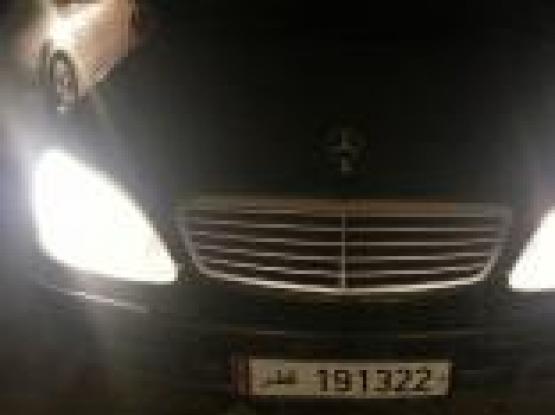 Mercedes 2002