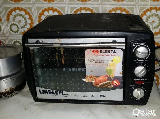 Rarely Used Micro oven for SALE