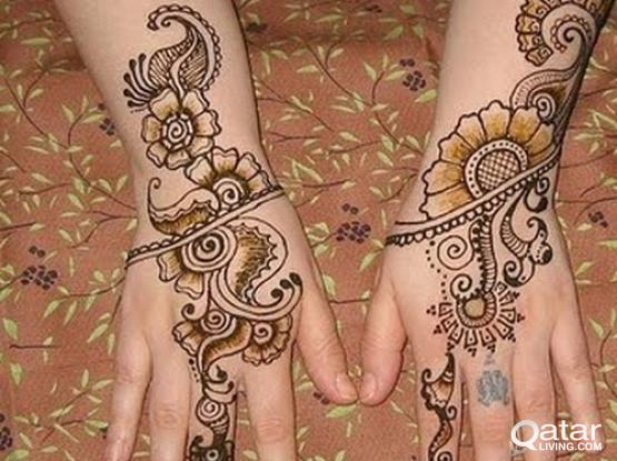 Eid and Ramadan special  Henna Designing @ Old Airport