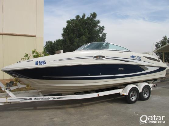 URGENT SALE REDUCED 2010 SeaRay 260 Sundeck with toilet