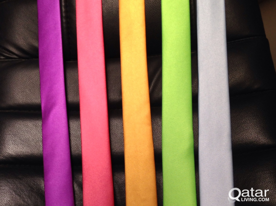 brand new ties for QR 60 only.