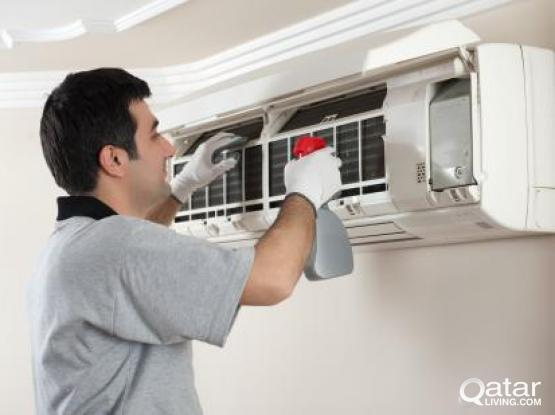 AC REPAIRING AND SERVICING