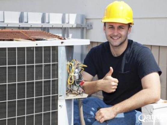 AC Service and maintenance.Call : 50214244