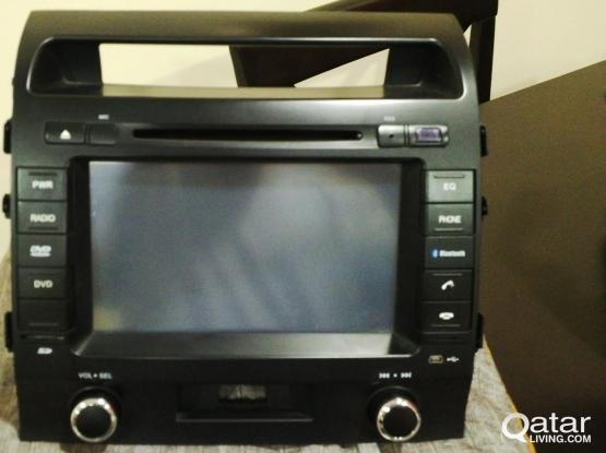 Toyota Landcruiser DVD