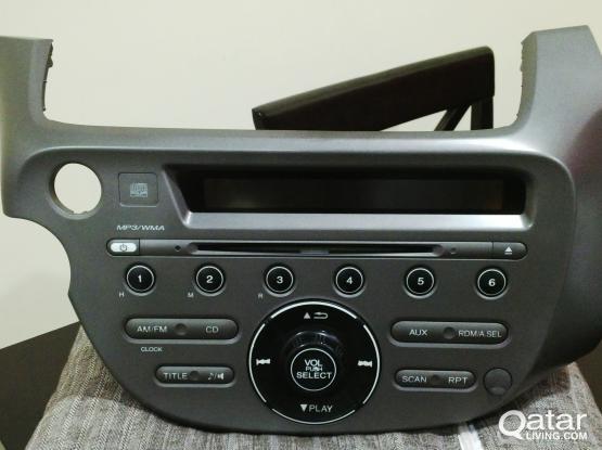 Honda Jazz Stock CD Player Original