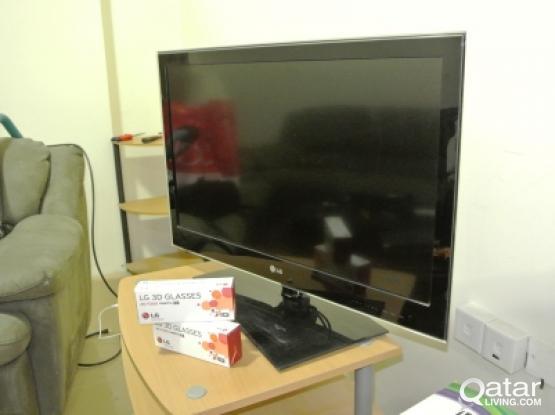 """3D LED TV LG 32"""""""