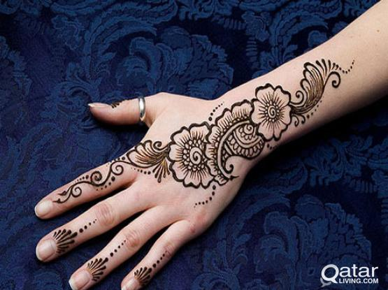 Beautiful  Henna Designs for  Any Celebrations