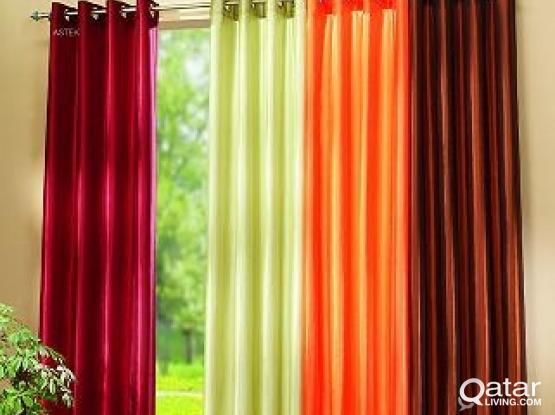 curtains wallpaper sofa set paints...