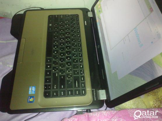 for sale orSWAP with mobile    hp laptop 15.6....i3.320hd...3gb ram