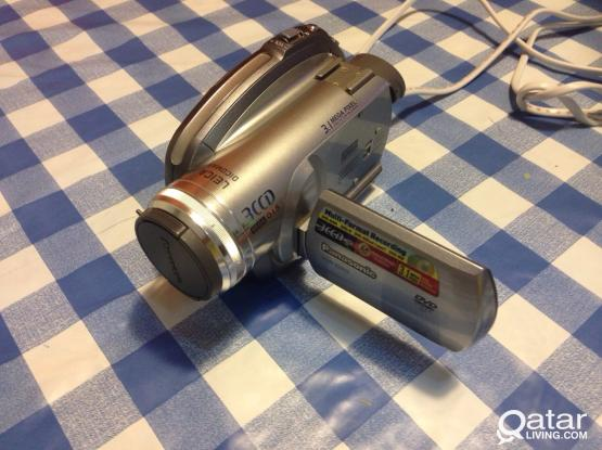 Half Price - Panasonic Handy Cam VDR- D310