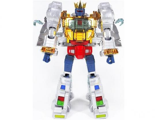 LIMITED EDITION MP-08X Masterpiece King Grimlock with Throne