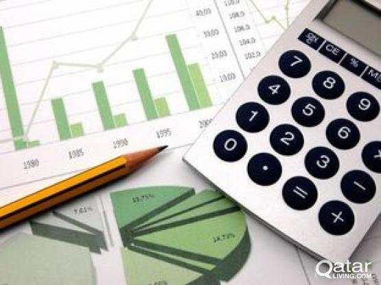 Accountant/Finance - More than 9 years of Working Experience With Qatar Driving Licence
