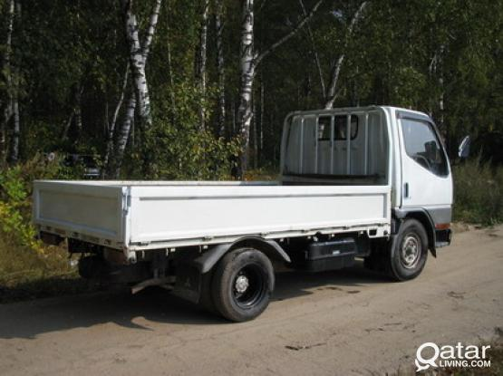 3-Ton Pickup with driver for rent Trip/Daily/Weekly/Monthly Basis (Registered with Runways Limousine