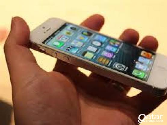 Iphone 5S White Color 16 GP only tow months used with guaranteed for ten months