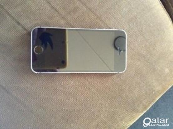 iPhone 5s black color for sale