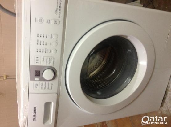 sold out Samsung Full automatic washing machine 7KG New