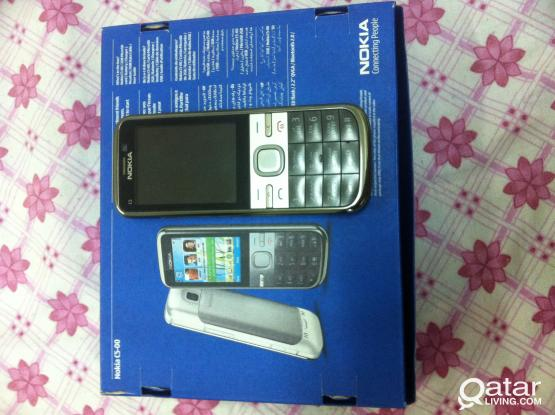 Nokia c5-00 in excellent condition for sale