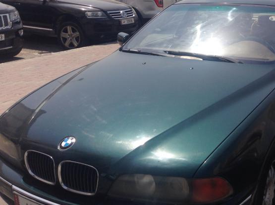 BMW 5-Series 1999