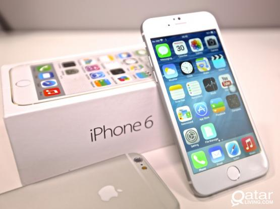 Newly Released Apple iPhone 6 and 6 Plus