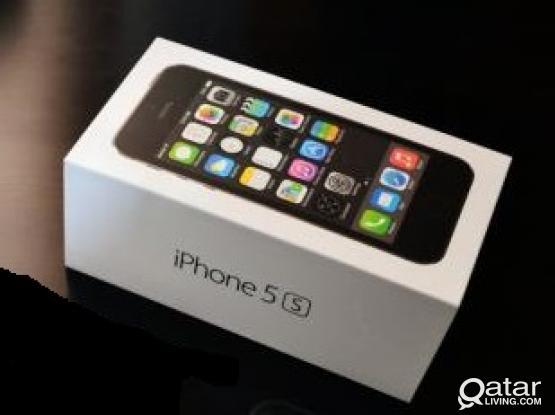iPhone 5S 64GB Black