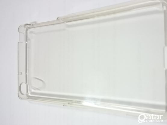 Sony Z2 Silicon Casing CLEAN LOOK