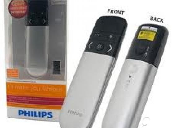 Philips Air Mouse/Presenter with Laser Pointer