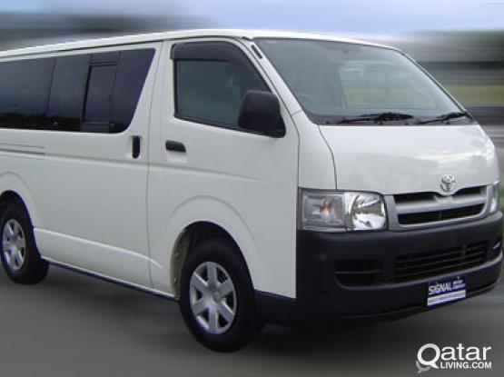 Toyota Hi-Ace 2007