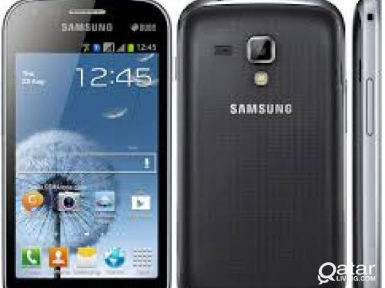 Samsung S Duos for urgent sale