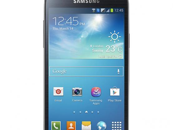 Samsung S4 mini new condition.
