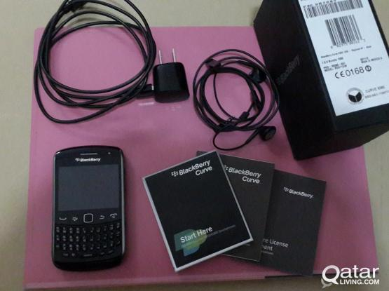 blackberry curve 9360 excellent condition