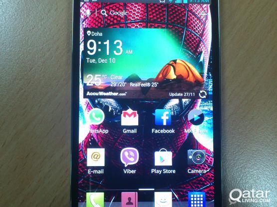 LG Optimus G - 4G LTE