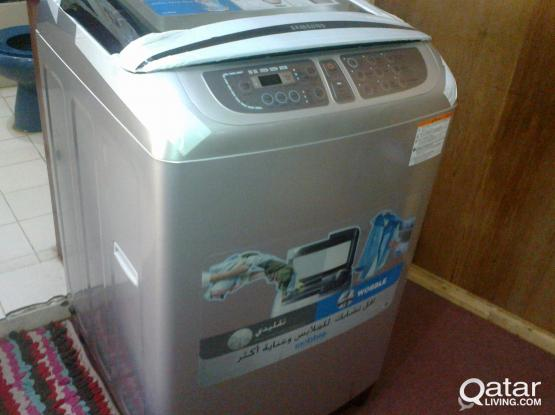 Washing Machine AND Oil Heater For Sale: