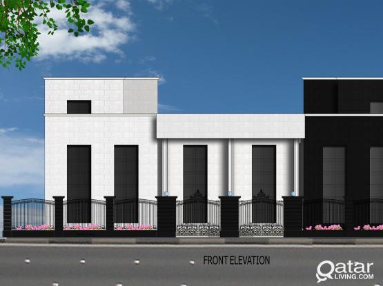 Commercial Villa SQ M. 1150