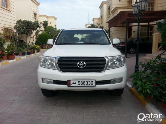 Land Cruiser GX 2010 - Single owner, accident free