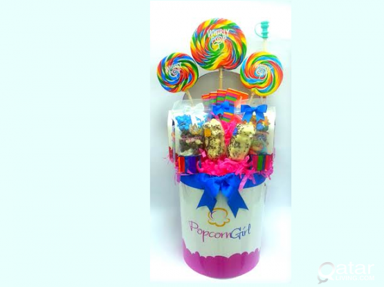 QL9YEARS: Win a gift bucket from Popcorn Girl