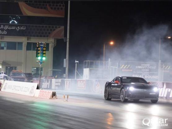 Qatar Street Drag Championship Round 1