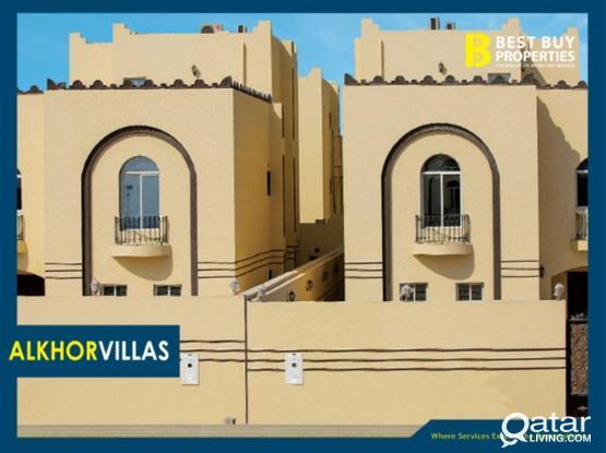 LIMITED OFFER! 1 MONTH FREE! 6 bedrooms villa for rent in Al Khor